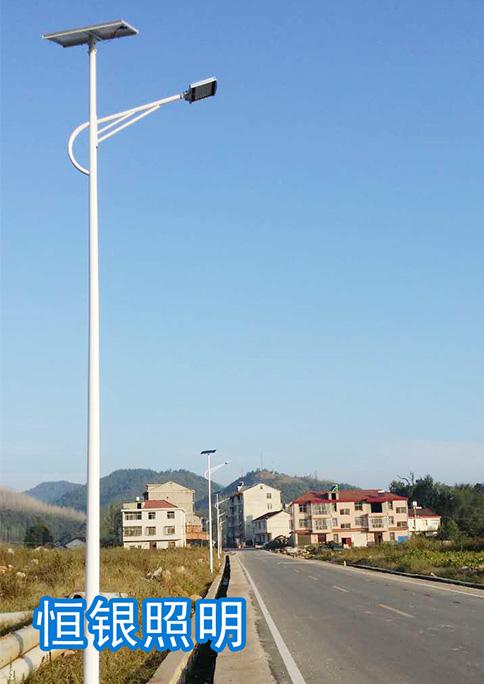 太阳能路灯案例