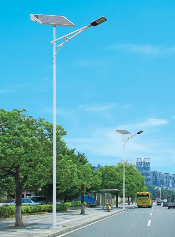 关于智慧路灯对城市的优势