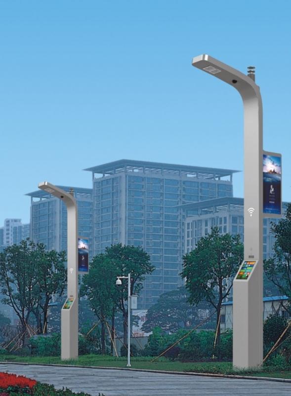 广东恒银光电科技有限公司介绍智慧路灯厂家的功能知识