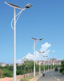 智慧路灯厂家介绍太阳能路灯安装有什么误区