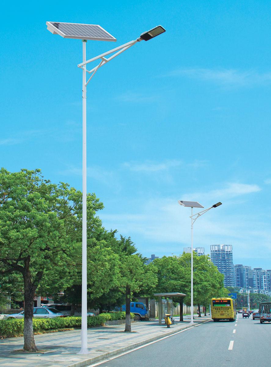 智慧太阳能路灯109