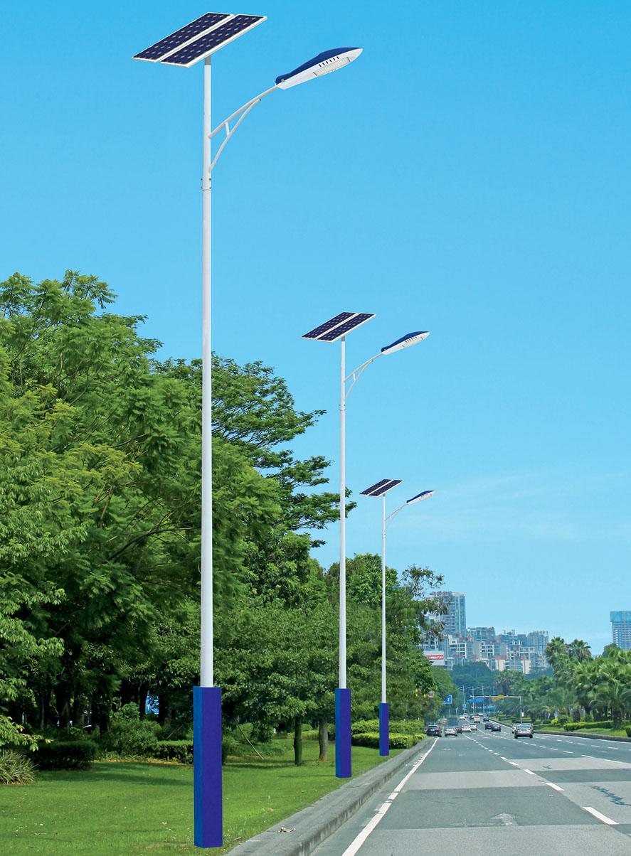 智慧太阳能路灯111