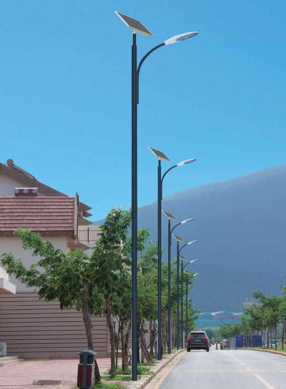 智慧太阳能路灯053