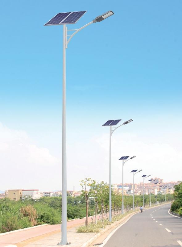 智慧太阳能路灯101