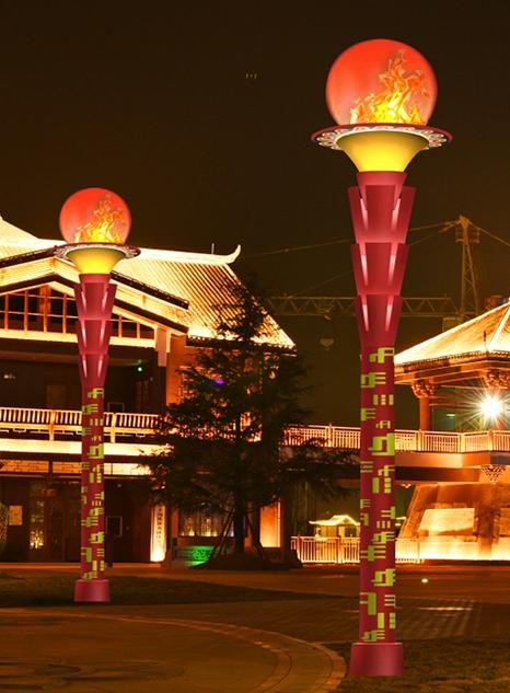 景观灯011